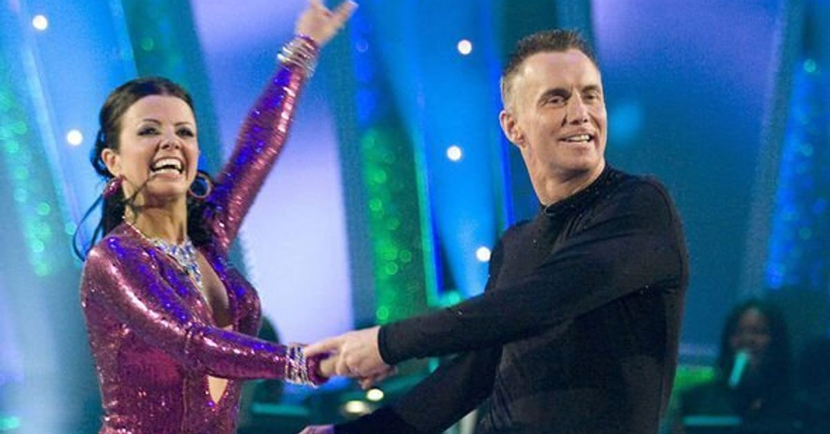 Strictly Come Dancing Pays Tribute To Gary Rhodes During It Takes Two