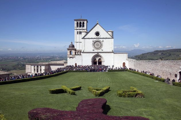 La Basilica di Assisi, vent'anni dopo il Cantiere
