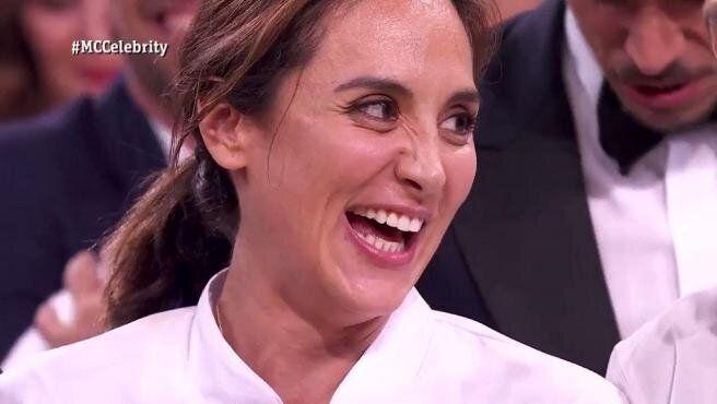 Tamara Falcó, ganadora de 'MasterChef Celebrity 4'.