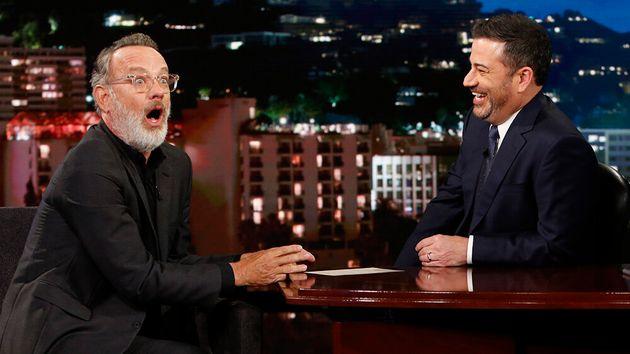 Tom Hanks a été extrêmement surpris de voir qu'aucun des participants n'ait...