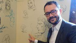 『未来のアラブ人』として育てられた少年は、フランスで漫画家になった。