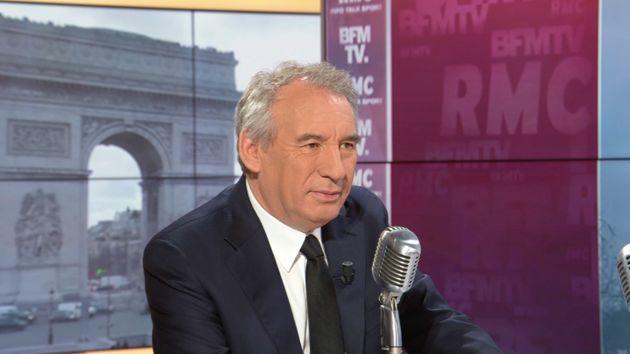 François Bayrou assure que les personnes l'accusant sont des