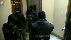 Inondavano Roma di droga: operazione
