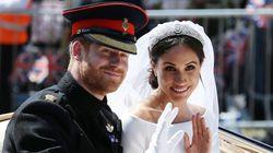 Lo scatto inedito delle nozze di Harry e Meghan mostra la semplicità del loro