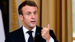 Macron se dit prêt à réexaminer les