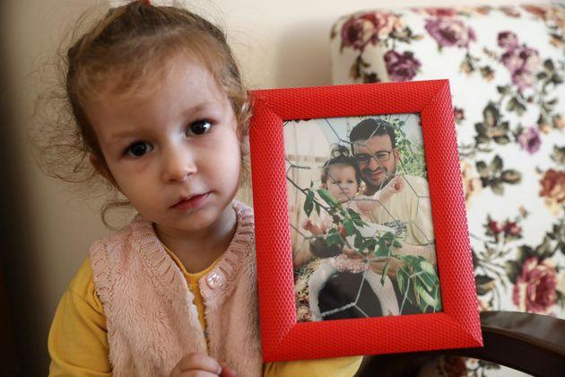 H κόρη του Μουσταφά Γιλμάζ,...