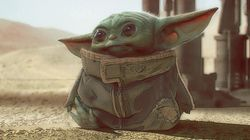 Um Baby Yoda para chamar de