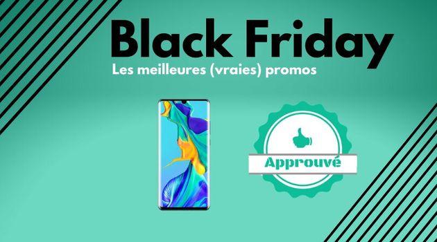 Black Friday sur iPhone, Xiaomi, Samsung, OnePlus, Huawei... Les meilleures (vraies)