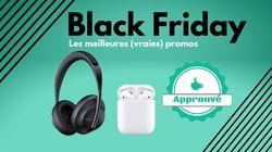 Black Friday sur les casques et écouteurs Bluetooth: Les meilleures