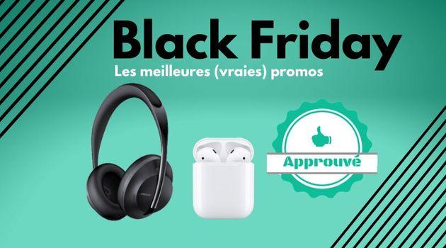 Bose, Sony, Jabra, Airpods... Les meilleures (vraies) promos du Black Friday sur les casques et écouteurs
