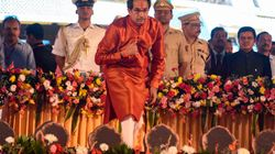 Uddhav Thackeray Takes Oath As Maharashtra