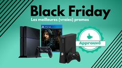 Pour le Black Friday, les (vraies) promos PS4 et Xbox