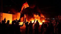 Il nemico è l'Iran. La rivolta in Iraq irrompe nella città santa