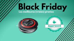 Black Friday: les meilleurs aspirateurs robots vraiment soldés sur Amazon, Cdiscount et