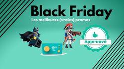Lego, Lunii, Playmobil... les meilleurs jouets en promo pendant le Black