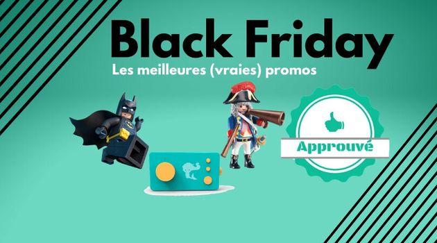 Black Friday chez Lego, Playmobil, Lunii... Les meilleures promos au rayon
