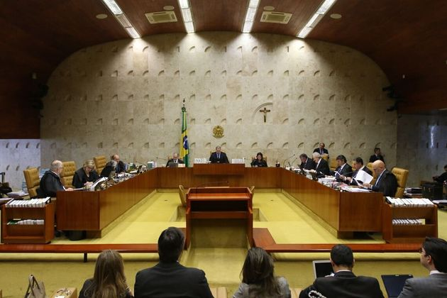 Plenário do Supremo Tribunal