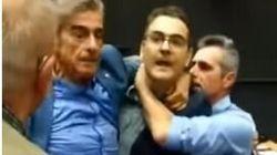 Βίντεο με το επεισόδιο μεταξύ Τζήμερου-