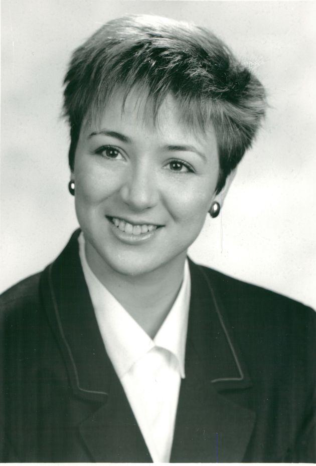 Nathalie Provost avant les