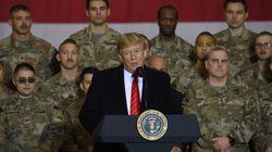 Trump effectue une visite surprise en Afghanistan pour