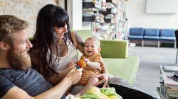 Congés parentaux: le régime bonifié, mais peu de gains pour les familles