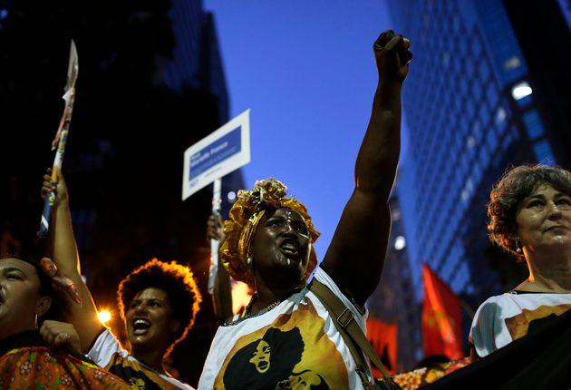 Brasil ocupa 152ª posição na lista de 192 países que mede a representatividade...