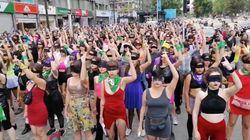 'O estuprador é você': A música de protesto das chilenas que denuncia violência do