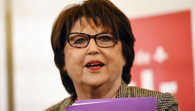 Martine Aubry sera candidate aux municipales à