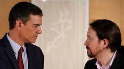 PSOE y Unidas Podemos discuten los últimos flecos de su Gobierno de