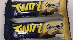 Cadbury Twirl Caramilk Bars Will Officially Be A Thing As Of