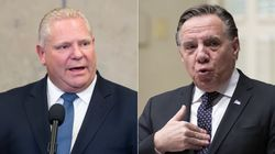 Ford 'Totally' Disagrees With Bill 21 But Won't Tell Quebec