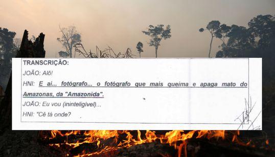 Inquérito mostra que polícia confundiu uso de maconha com queimadas em Alter do