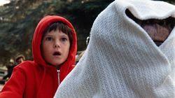 이티(E.T.)가 성인 된 엘리어트와 다시