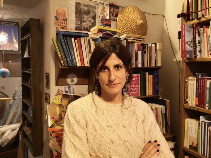 Eleonora Pellegrini della Libreria del Viaggiatore