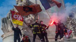 Avant la grève du 5 décembre, des pompiers veulent occuper la place de la