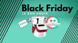 Le I-Companion XL de Moulinex à 599€ pour le Black Friday, une bonne