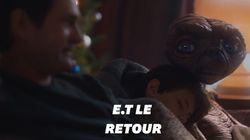 Cette pub montrant les retrouvailles entre E.T et Elliot va vous rendre