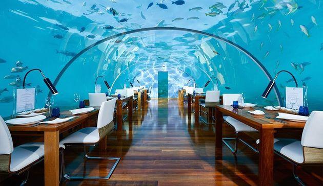 Το υποβρύχιο εστιατόριο