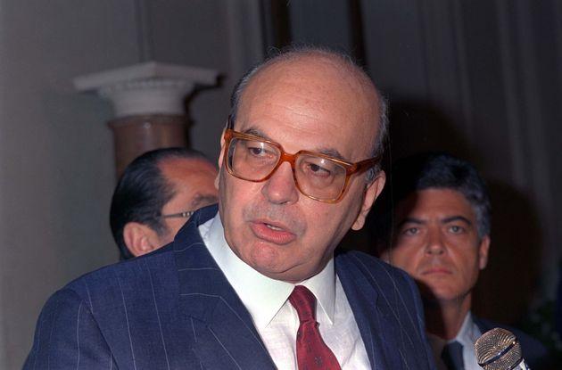 Bettino Craxi. (AP-PHOTO)