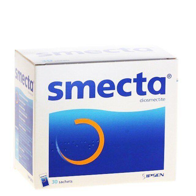 Le Smecta pointé du doigt par Prescrire
