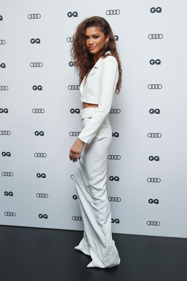 Zendaya was named GQ Woman of the Year.