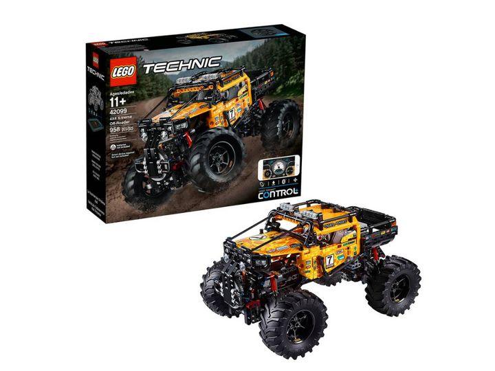 LEGO Technic Control+ 4x4 X-treme Off-Roader Truck Set