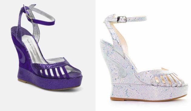 Terry de Havilland, célèbre créateur de chaussures, est