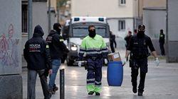 Unos 40 detenidos en un golpe de los Mossos al narcotráfico en