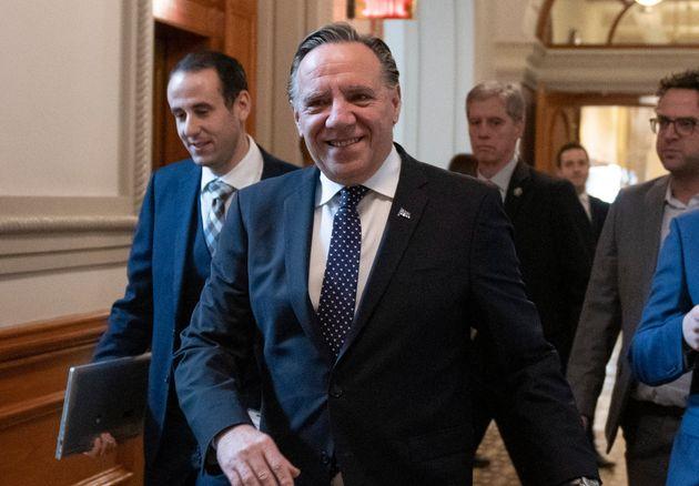 Photo d'archives de François