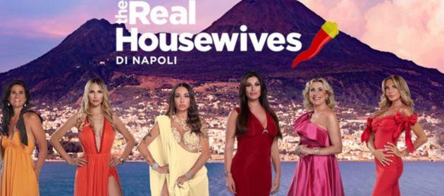 """""""The Real Housewives di Napoli"""" racconterà la vita di sei signore della Napoli bene (tra cui Noemi"""