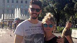 I genitori di Luca Sacchi: