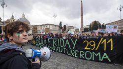 Sardine e FridaysForFuture, a Roma prime prove di