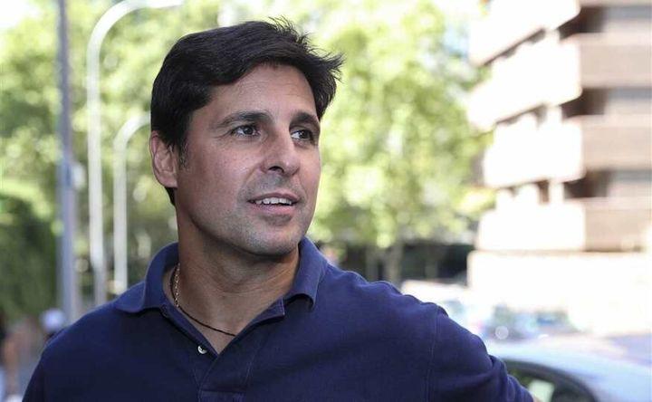 El torero Francisco Rivera Ordoñez.