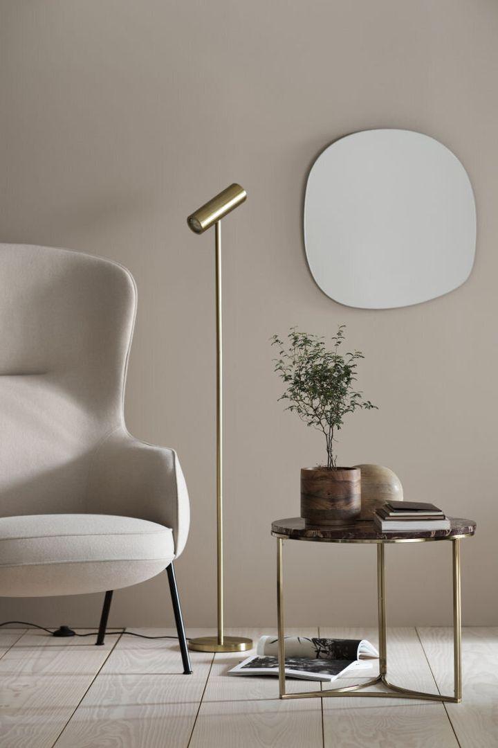Small Asymmetric Mirror, H&M